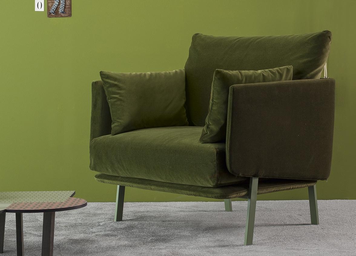 Structure armchair bonaldo outlet livraison rapide - Bonaldo outlet ...