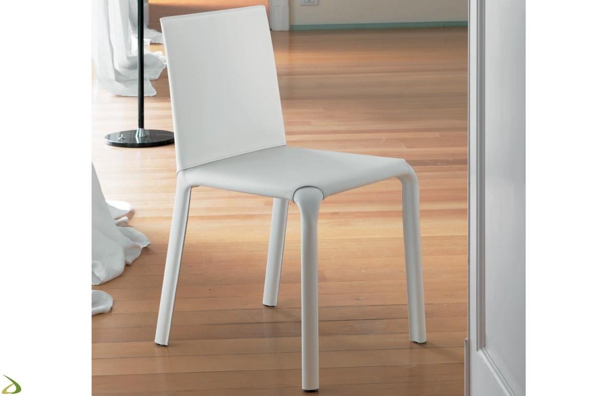 Dalila bontempi sedie for Sedie kristalia outlet