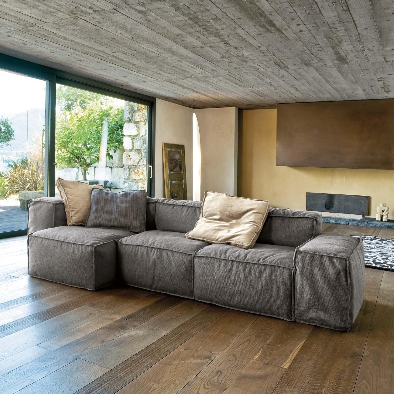 Peanut b bonaldo poltrone e divani - Ikea divano componibile ...