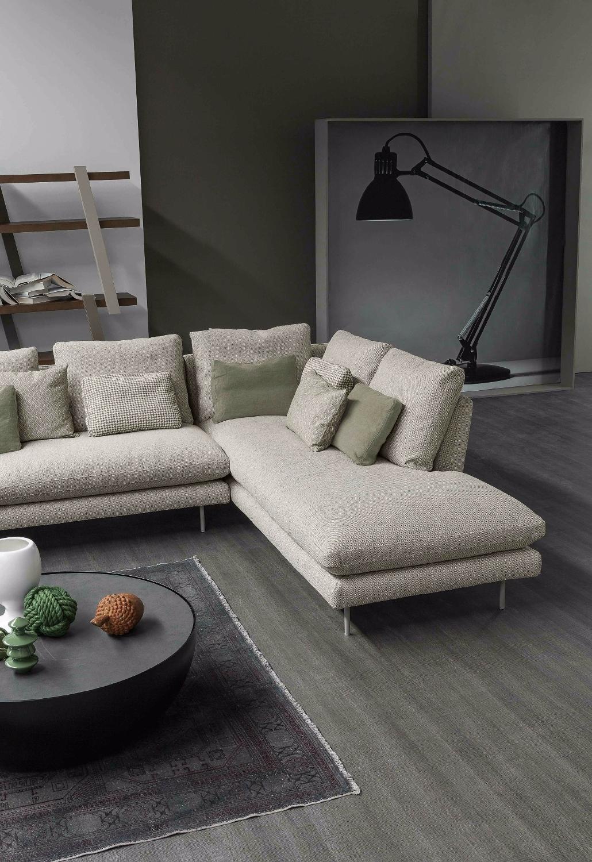 Divano Angolare Design Lars Bonaldo : Lars bonaldo poltrone e divani