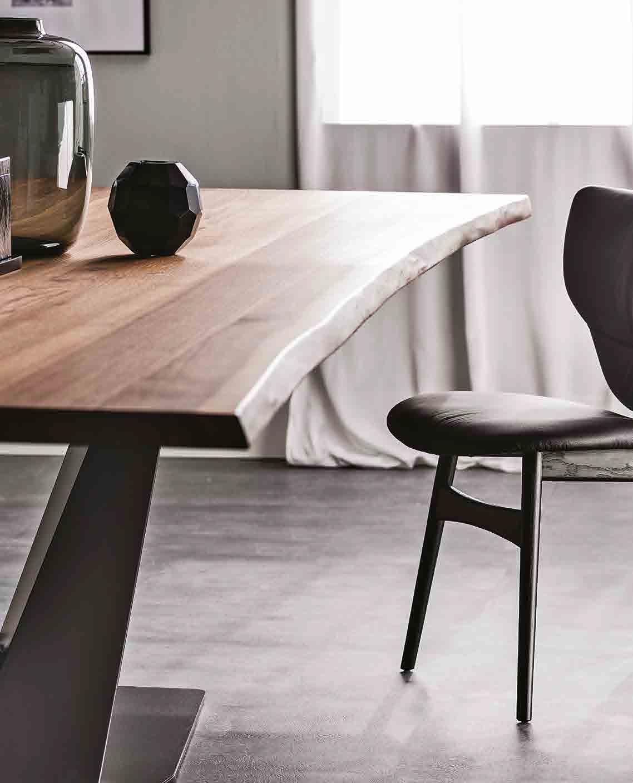 stratos wood cattelan italia tavoli. Black Bedroom Furniture Sets. Home Design Ideas
