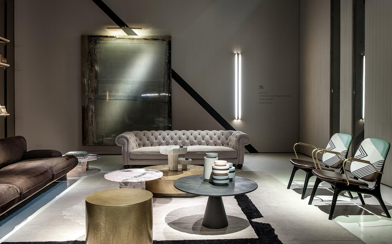 Diana chester lounge baxter poltrone e divani for Baxter poltrone