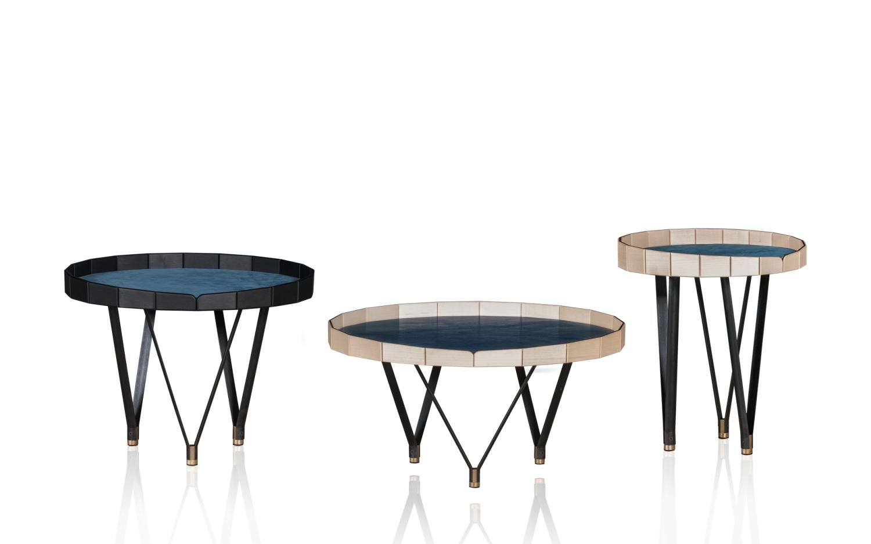 ninfea baxter tavolini. Black Bedroom Furniture Sets. Home Design Ideas