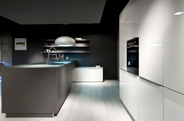 Glass Teck Satin 900 Nolte Kuchen Kitchens