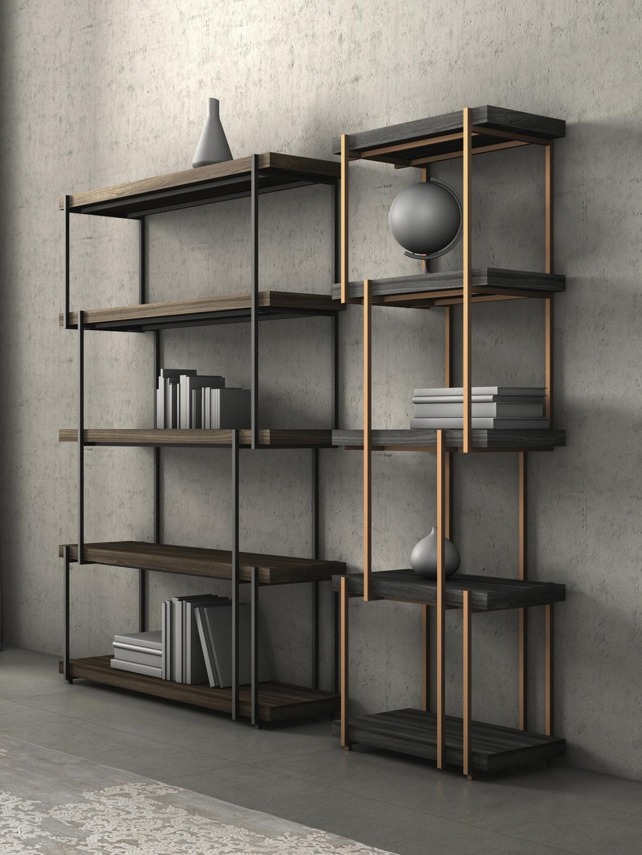 Rain Bonaldo Bookcase