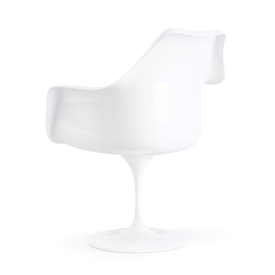 Sedie Tulip Knoll. Trendy Large Preview Of D Model Of Tulip Chair With Sedie Tulip Knoll ...