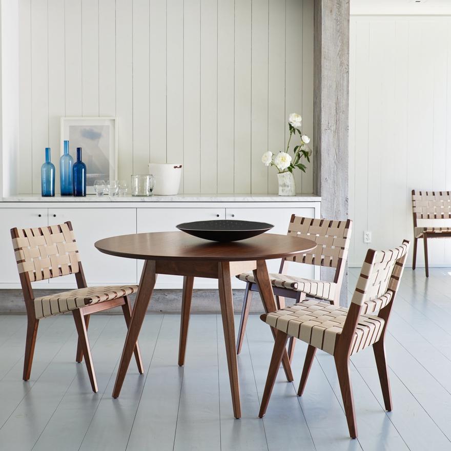 Risom knoll sedie for Sedie design knoll