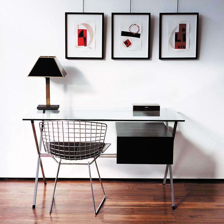 Bertoia knoll sedie for Sedie design knoll