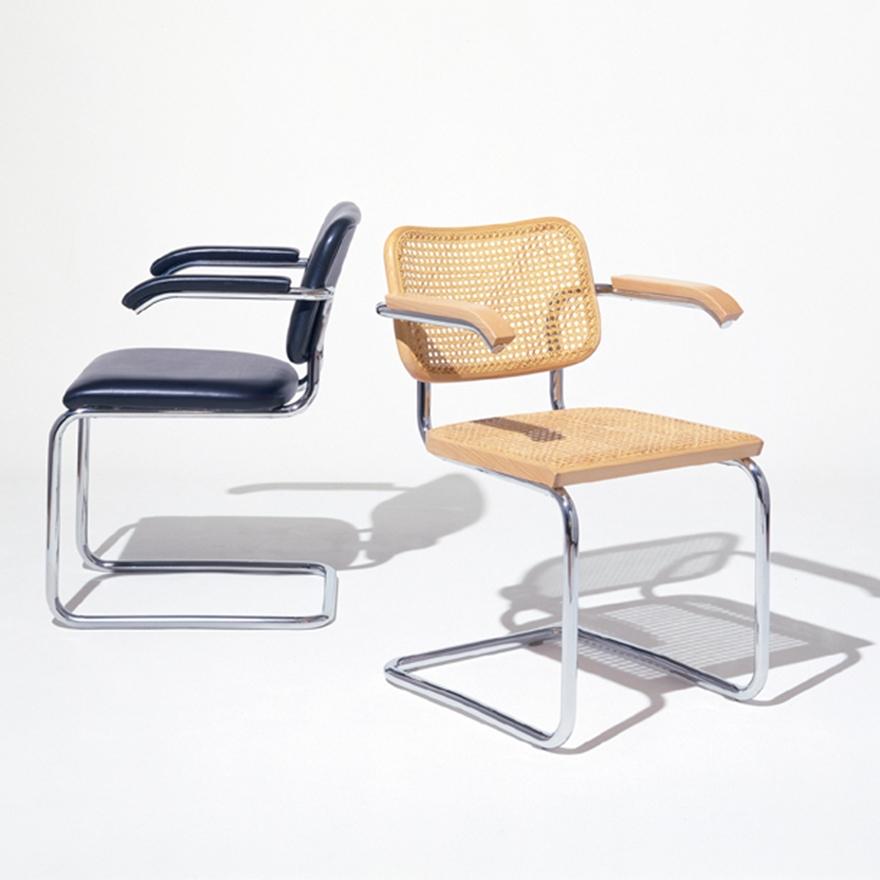 Cesca knoll sedie - Sedia cantilever ...