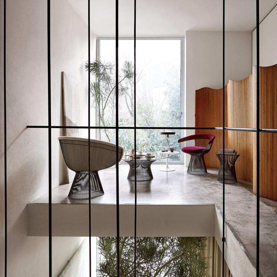 Platner knoll sedie for Sedie design knoll