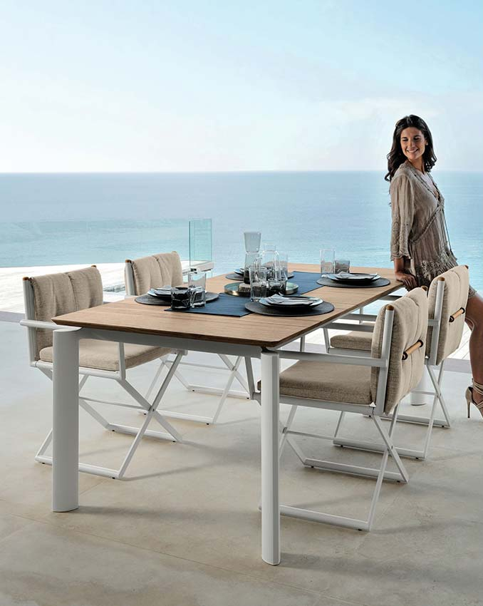 Domino talenti tables - Table bixi coffe par bontempi ...
