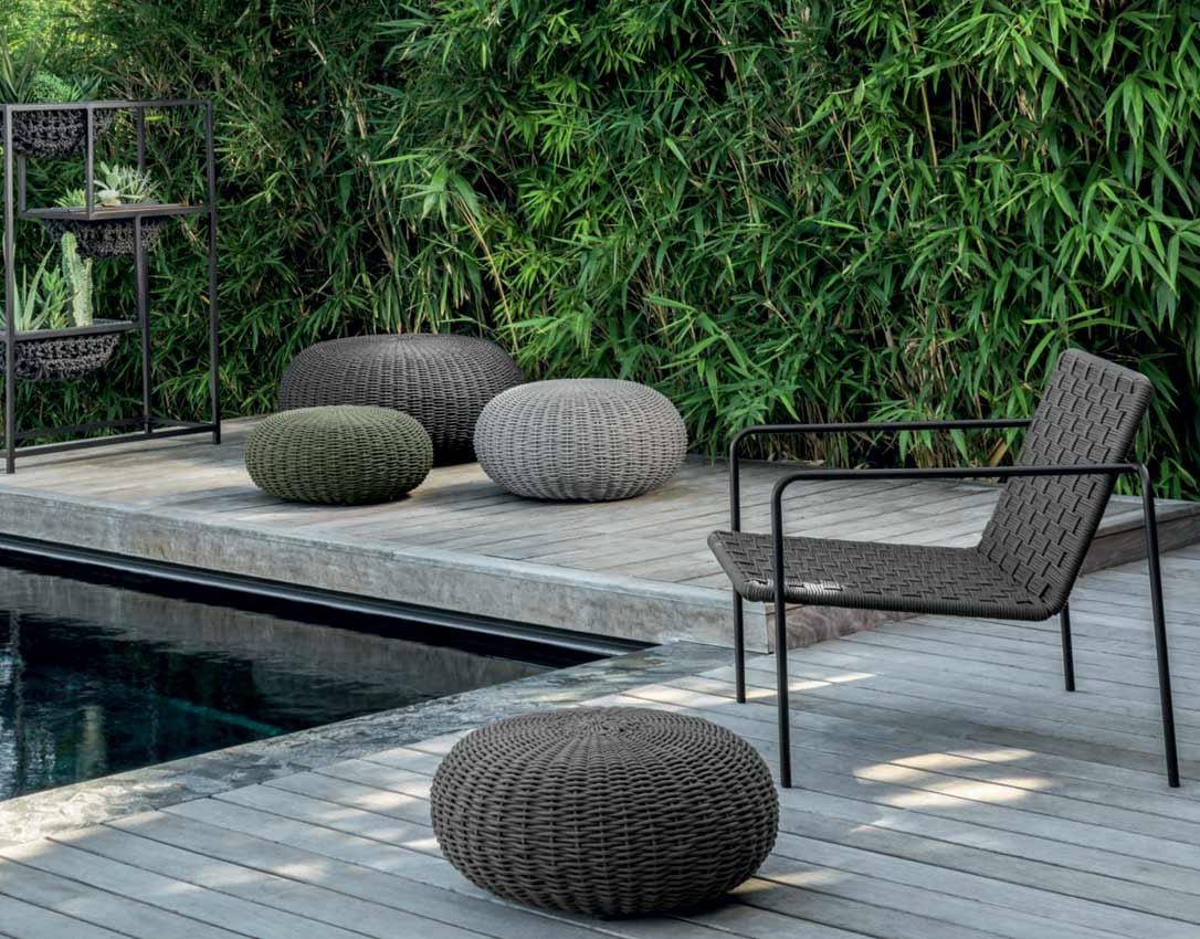 jackie talenti pouf pouf. Black Bedroom Furniture Sets. Home Design Ideas