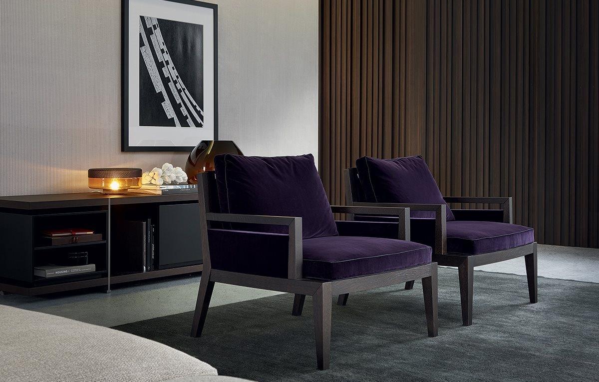 Soori Highline Poliform Armchairs And Sofas
