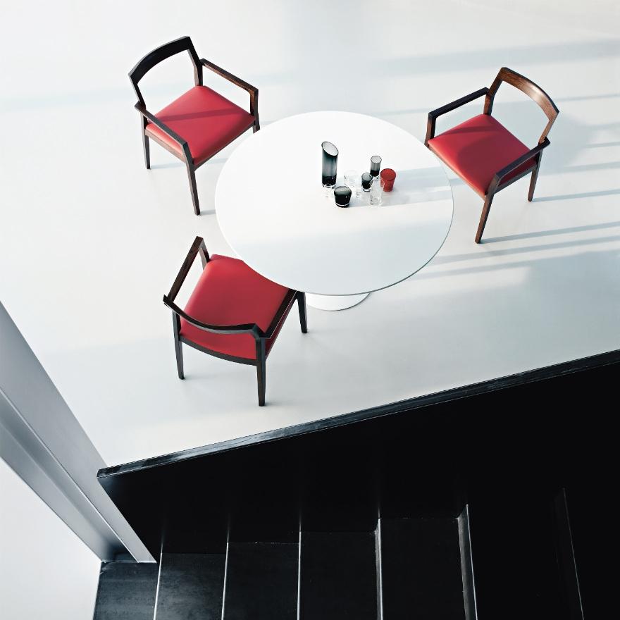 Incredible Marc Krusin Knoll Chair Chair Creativecarmelina Interior Chair Design Creativecarmelinacom
