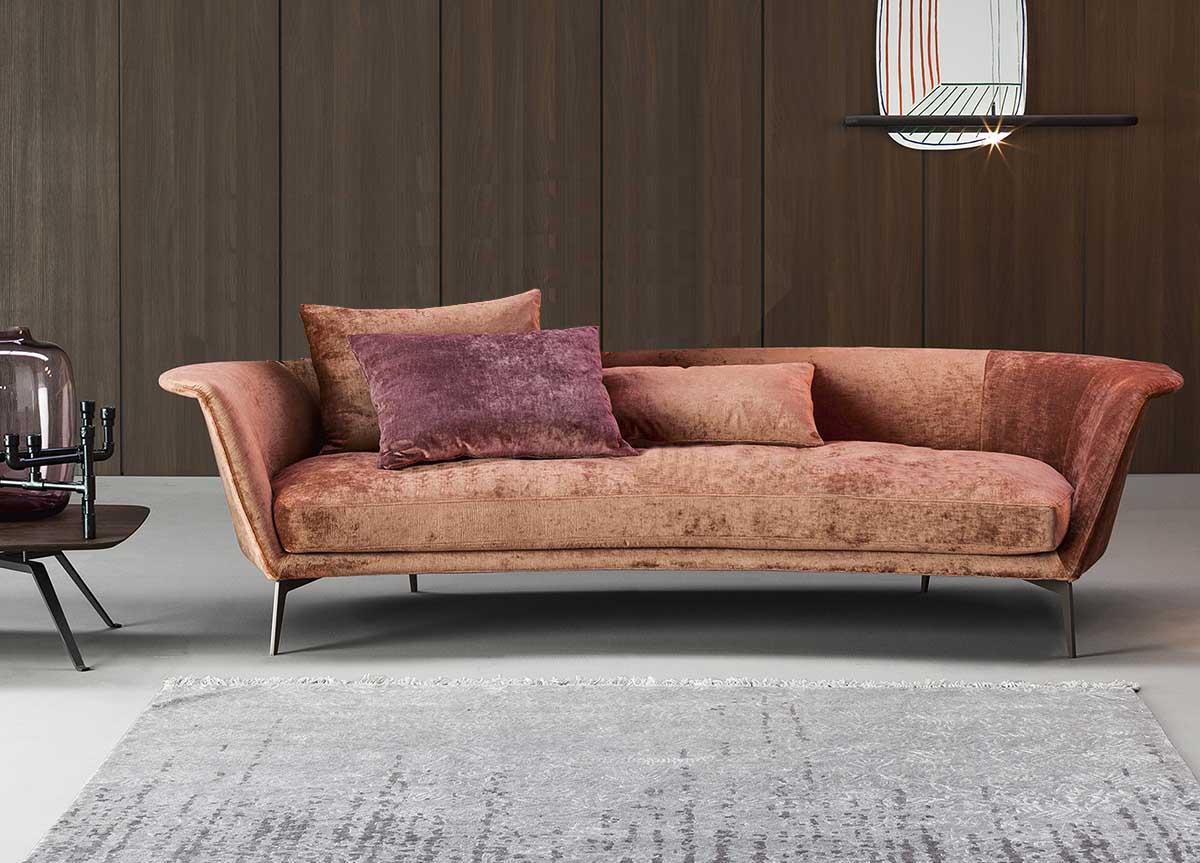 Lovy Low Bonaldo Armchairs And Sofas