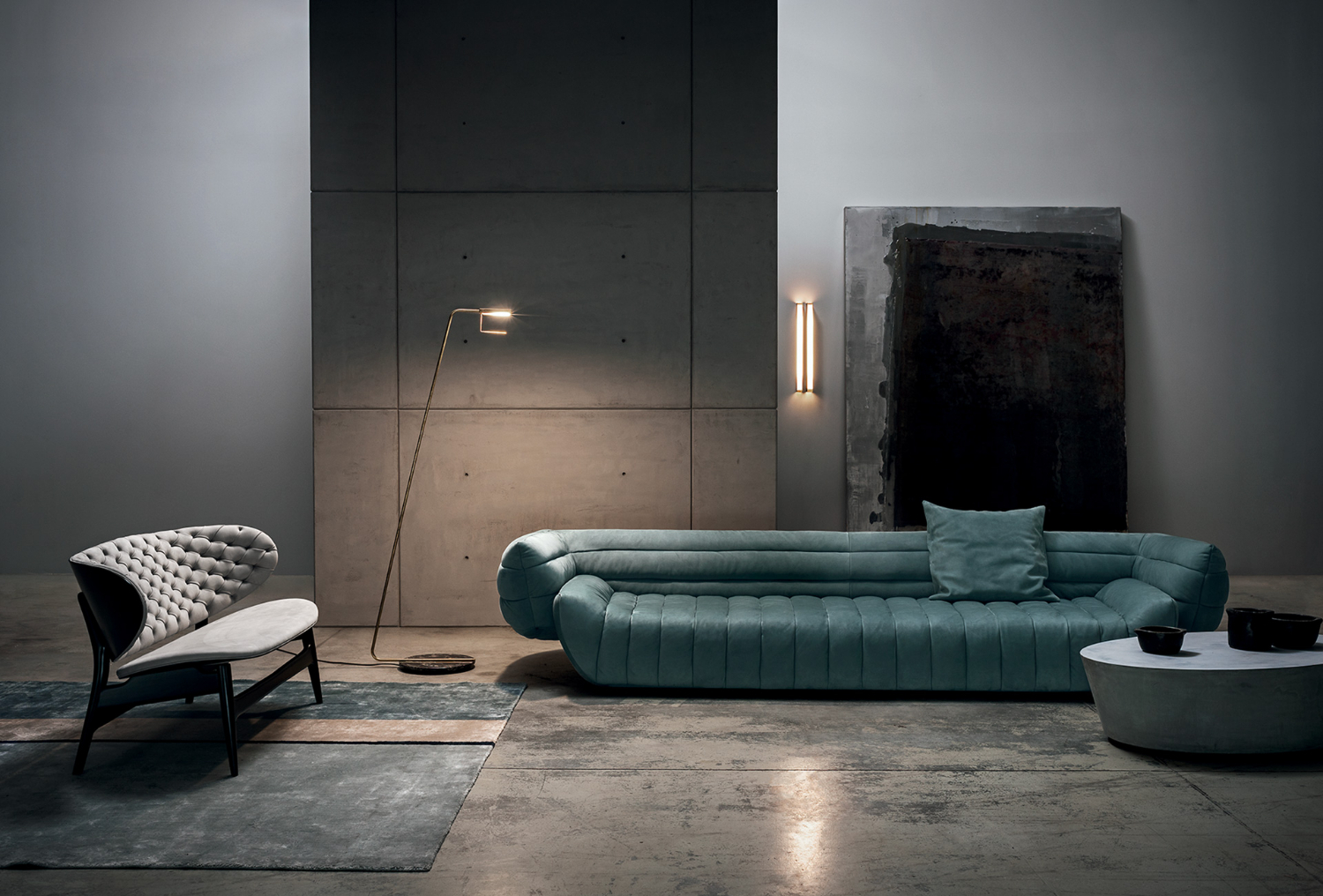 Tactile Divano Baxter - Armchairs and sofas
