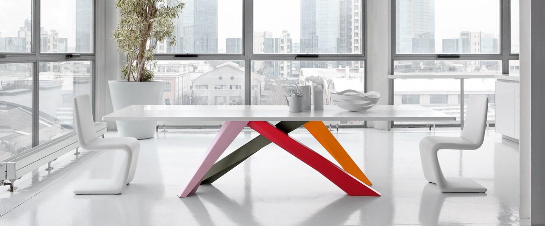 Bonaldo Tisch Big Table | Boschung