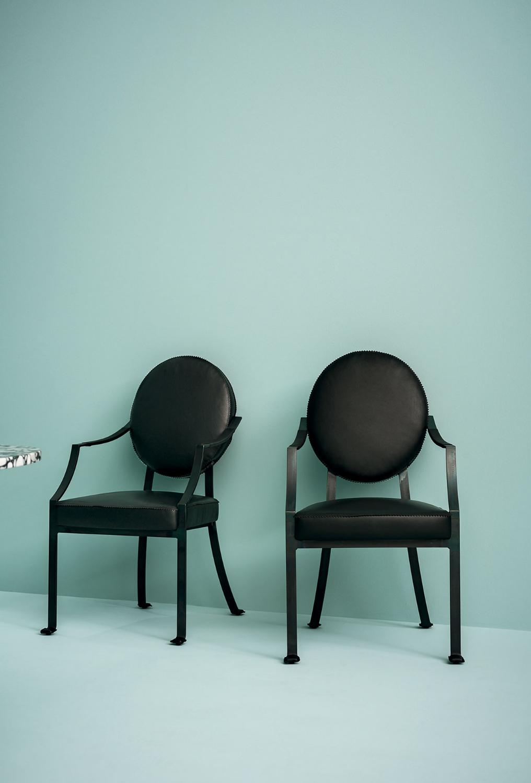 Gambretta baxter sedie for Sedie baxter