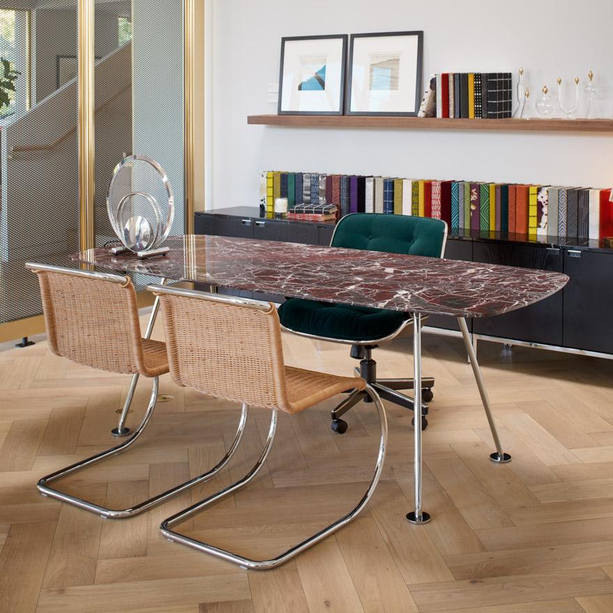 Mr knoll sedie for Sedie design knoll
