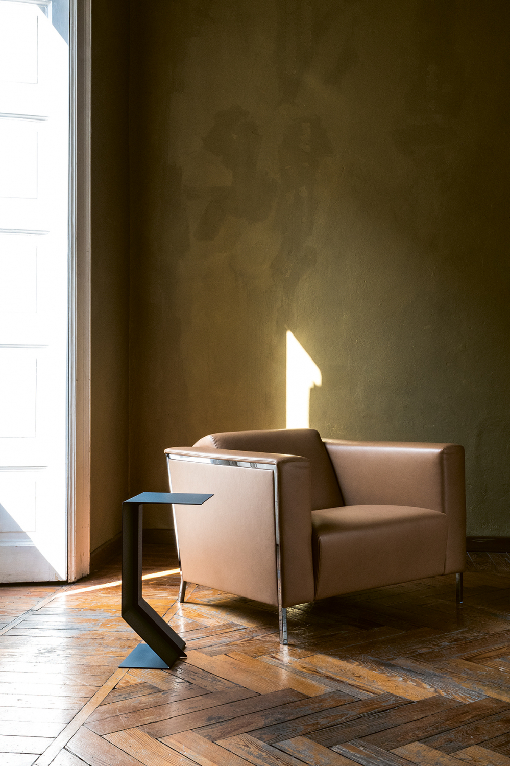 Steel armchair Moroso - Armchairs and sofas