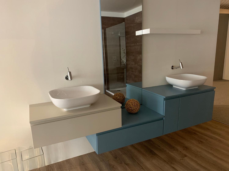 Badezimmer Mod. Loffy Azzurra - outlet
