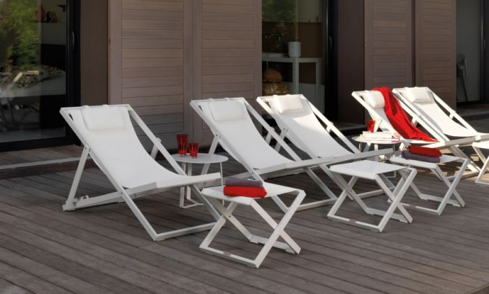 Touch Talenti Deck chair