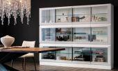 Hilton Cattelan Italia 245.5 x 49 x h 204 cm