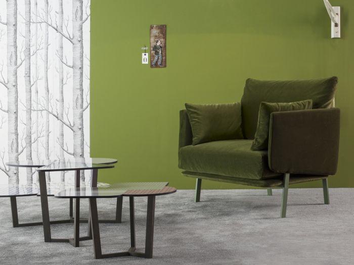 Structure armchair Bonaldo