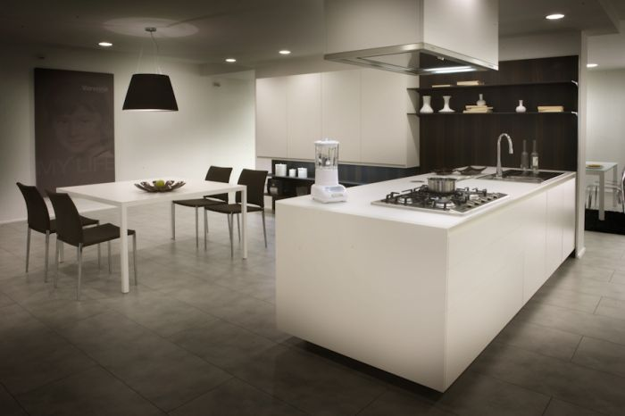 Cocina Twelve + My Planet    Varenna Poliform