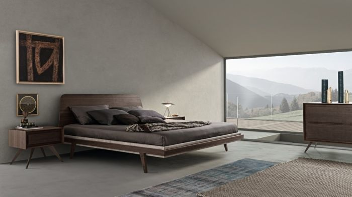 1950s presotto beds for Presotto mobili