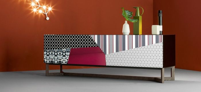 Doppler sideboard Bonaldo
