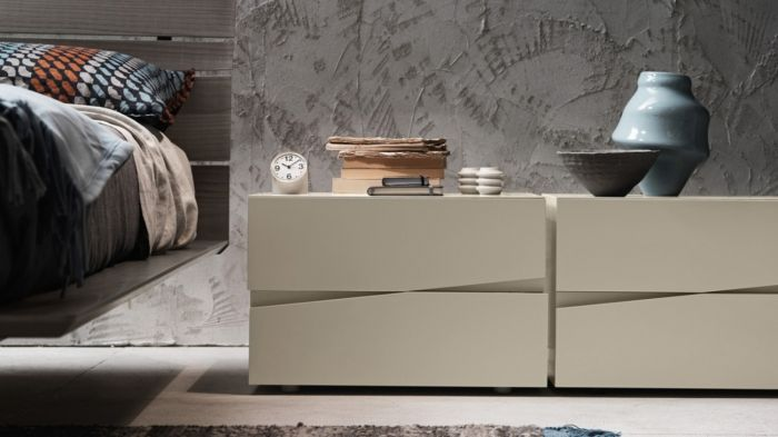 Jazz  Bedside table Presotto - outlet