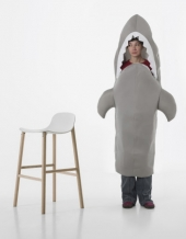 Sharky Stool Kristalia