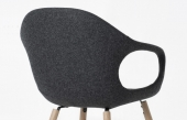 Elephant Rocking Chair Kristalia