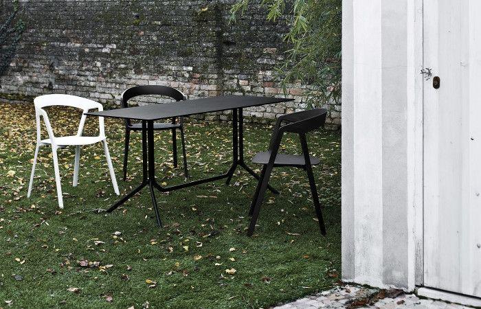Sedie kristalia for Sedie outdoor design