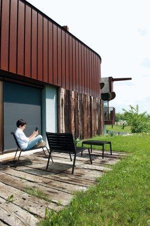Rest Lounge Outdoor Kristalia