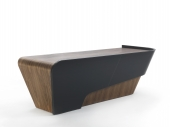 Klip Office desks - Riva 1920 by Lamborghini