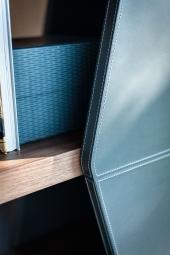 Finesse Bookcase - Riva 1920 by Lamborghini