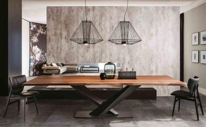 Stratos Wood Cattelan Italia