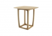 Bungalow Bar Table Wood Riva 1920