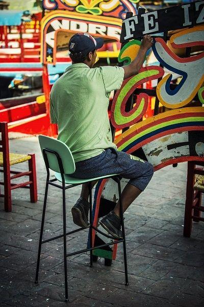 Tondina Pop Infiniti - stool