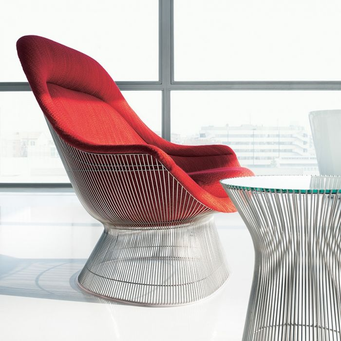 Platner Easy Chair Knoll
