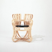 Cross Check Knoll collezione Frank Gehry