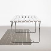 Bertoia Knoll - bench