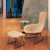 Bertoia Relax high back armchair Knoll