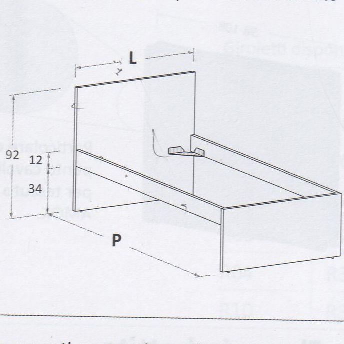 Nuk R01 (Mattress size 90 x 120 cm)