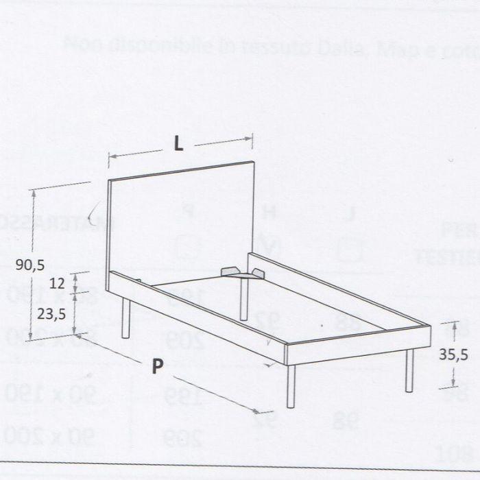 Nuk R04 (Mattress size 90 x 120 cm)