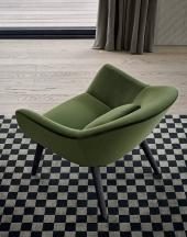 Mad chair Poliform