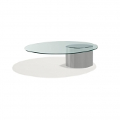 Lunario Knoll coffee table