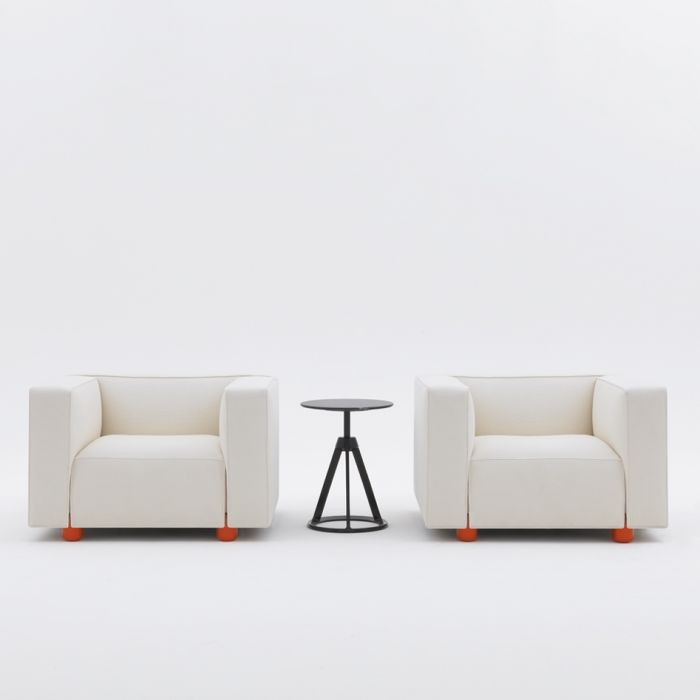 Barber & Osgerby fauteuil Knoll
